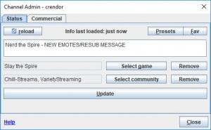 Enlarge Chatty Screenshot