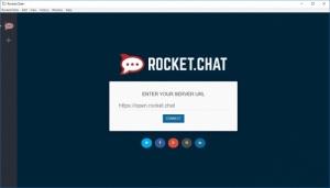 Enlarge Rocket.Chat Screenshot