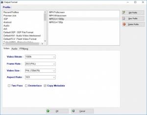Enlarge Simple Video Splitter Screenshot