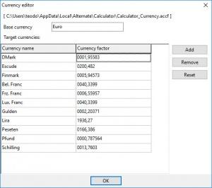 Enlarge Alternate Calculator Screenshot