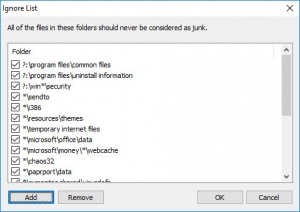 Enlarge Glary Disk Cleaner Screenshot