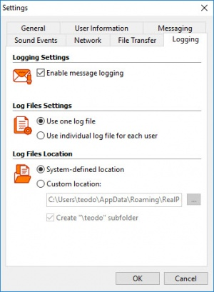 Enlarge RealPopup Screenshot