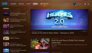 Enlarge Blizzard Battle.net App Screenshot