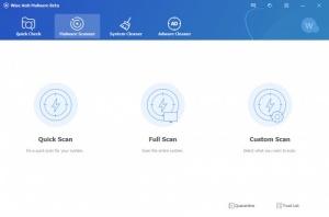 Enlarge Wise Anti Malware Screenshot