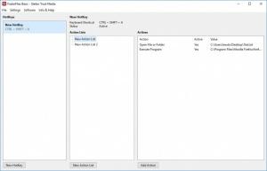 Enlarge Faster Files Screenshot