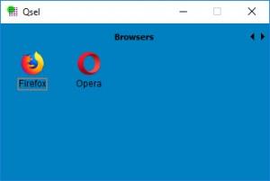 Enlarge Qsel Screenshot