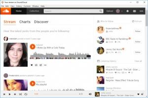 Enlarge SoundCleod Screenshot