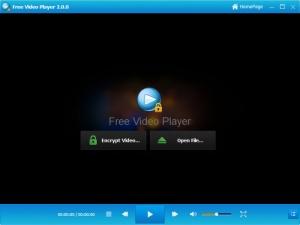 Enlarge GiliSoft Free Video Player Screenshot