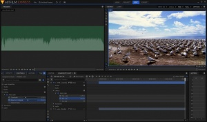 Enlarge HitFilm Express Screenshot