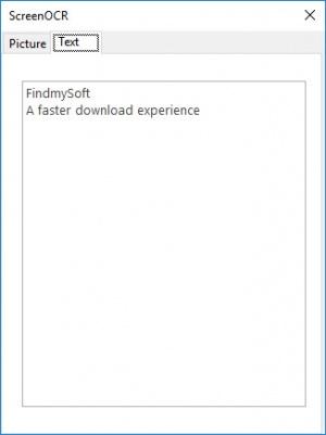 Enlarge EasyScreenOCR Screenshot