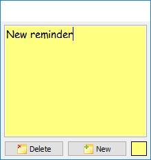 Enlarge Digital Notes Screenshot