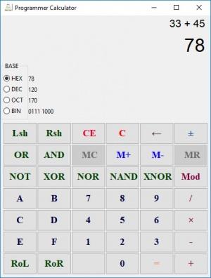 Enlarge EG Calc Screenshot