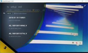 Enlarge SichboPVR Screenshot