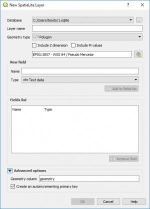 Enlarge QGIS Screenshot