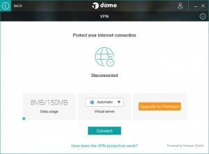 Enlarge Panda Free VPN Screenshot