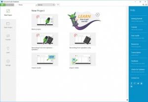 Enlarge Audio Notetaker Screenshot