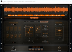 Enlarge Riffstation Screenshot