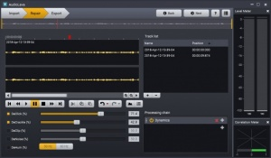 Enlarge AudioLava Screenshot