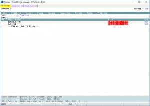 Enlarge SPFLite Screenshot