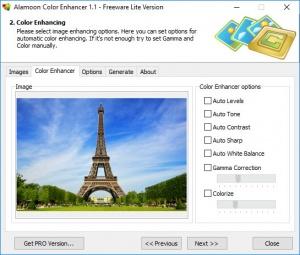 Enlarge Alamoon Color Enhancer Screenshot