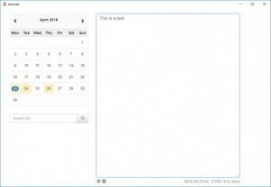 Enlarge Journee Screenshot