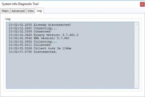 Enlarge Futuremark SystemInfo Screenshot