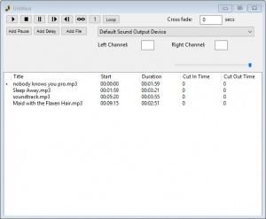 Enlarge Sound Byte Screenshot