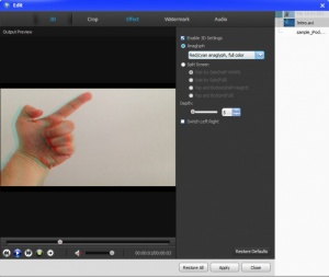 Enlarge Amazing Video Converter Ultimate Screenshot