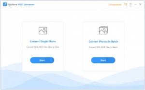 Enlarge Free HEIC Converter Screenshot