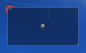 Enlarge Cropper Screenshot