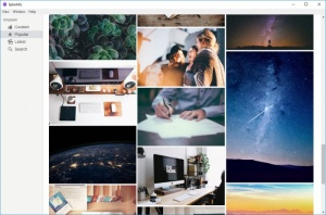 Enlarge Splashify Screenshot
