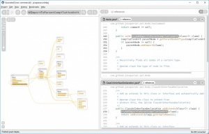 Enlarge Sourcetrail Screenshot