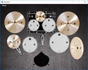 Enlarge DrumOn Screenshot