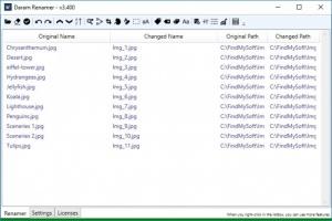 Enlarge Daram Renamer Screenshot