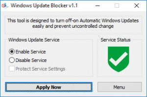 Download Windows Update Blocker Free