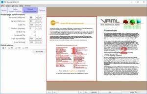 Enlarge PdfBooklet Screenshot