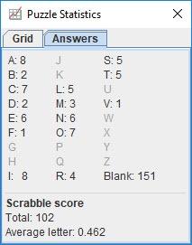 Enlarge Crossword Studio Screenshot