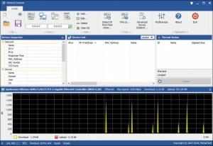 Enlarge MiTeC Network Scanner Screenshot