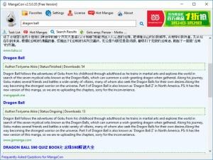 Enlarge MangaCon Screenshot