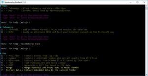 Enlarge WindowsSpyBlocker Screenshot