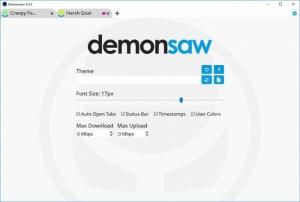 Enlarge Demonsaw Screenshot