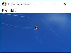 Enlarge Therena ScreenPlot Screenshot