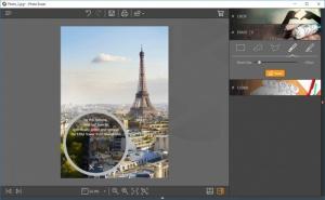 Enlarge Fotophire Screenshot