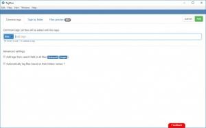 Enlarge TagFlow Screenshot