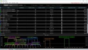 Enlarge inSSIDer Screenshot