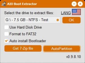 Enlarge AIO Boot Screenshot