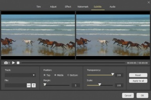 Enlarge TunesKit Video Cutter Screenshot