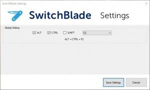Enlarge SwitchBlade Screenshot