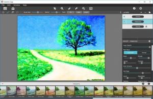 Enlarge Watercolor Studio Screenshot