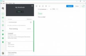Enlarge Tusk Screenshot